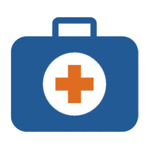 Image of a first aid kit